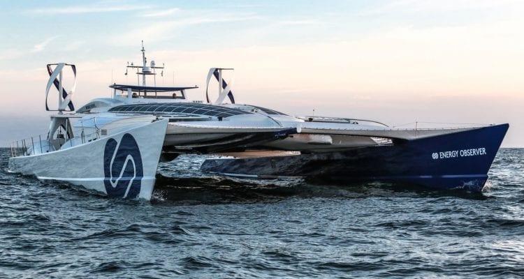 Cherbourg : l'avenir est à l'hydrogène