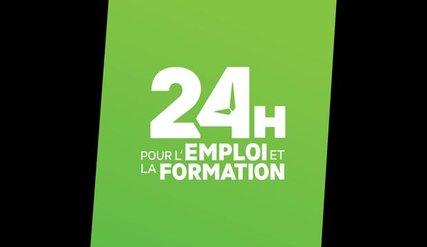 6ème édition des «24 Heures pour l'Emploi et la Formation»