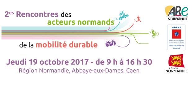 2e Rencontres des acteurs de la mobilité durable