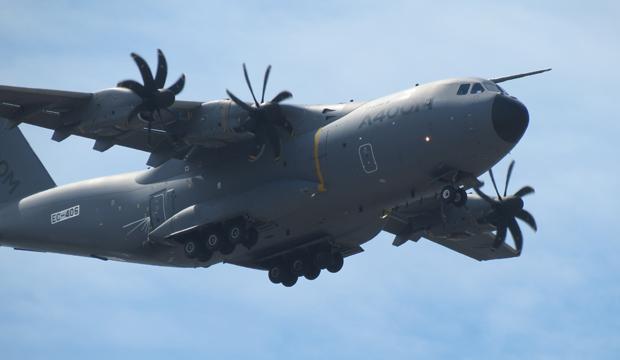 Un escadron de transport tactique commun entre la France et l'Allemagne à Evreux !