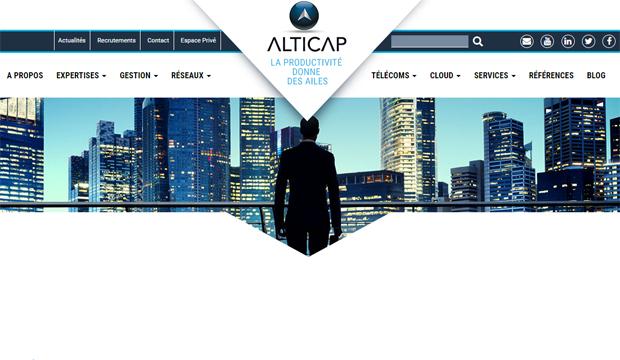 Le groupe normand Alticap lève 4 000 000 d'euros pour son développement