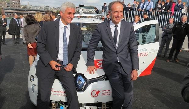 Rouen Normandy Autonomous Lab : une première européenne vers l'écomobilité