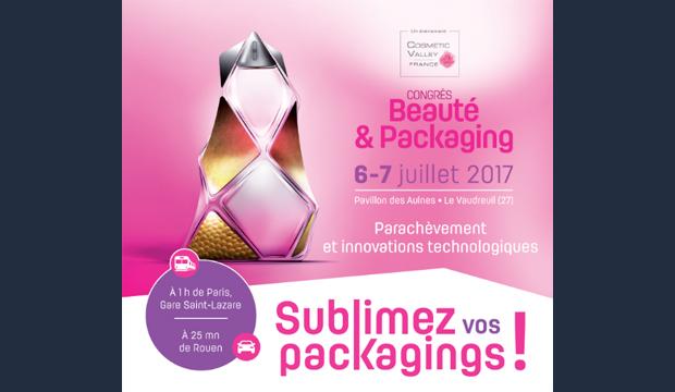 Congrès Beauté & Packaging 2017