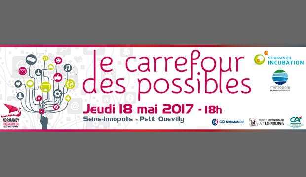 Septième édition du Carrefour des Possibles en Normandie