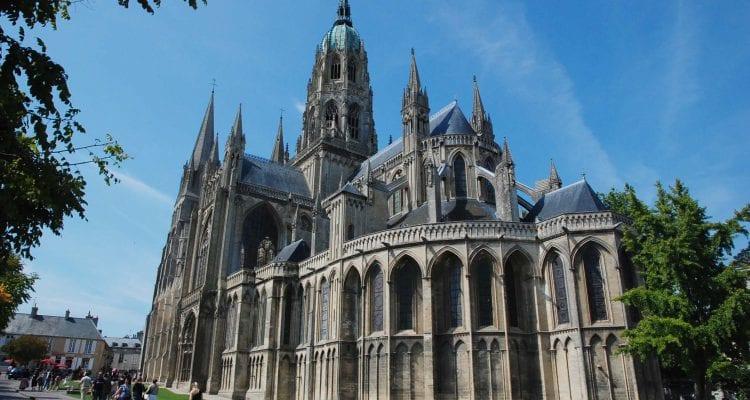 Normandie, terre de patrimoine