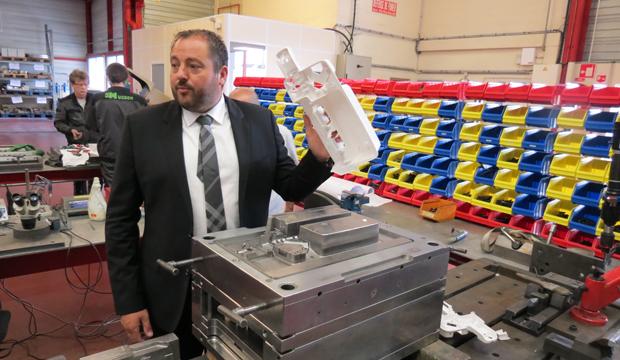 Caudrillier : un nouveau virage pour l'entreprise de la vallée de l'Andelle (27)