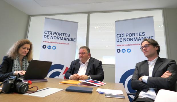 CCI Portes de Normandie : une année 2017 passée à construire 2018