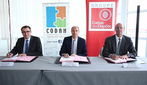 Le Secrétariat général à l'investissement et la Caisse des Dépôts apportent leur soutien à deux projets TIGA en Normandie