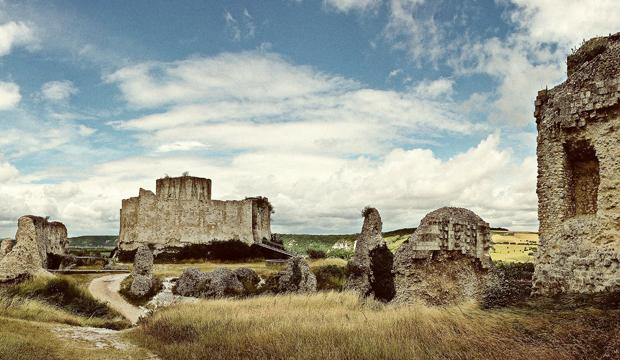 La Région souhaite faire de Château-Gaillard une place forte du tourisme médiéval en Normandie