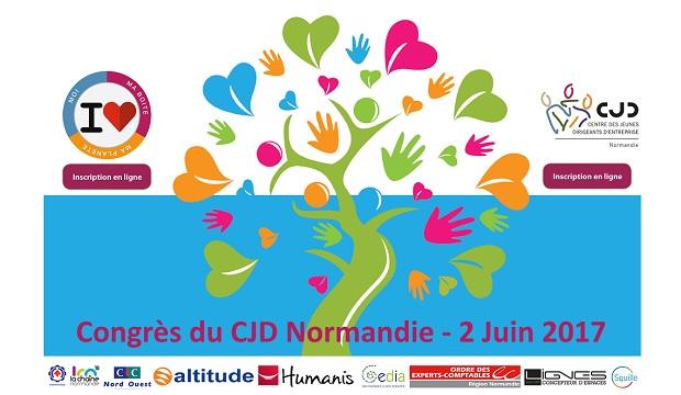 Congrès du CJD Normandie à Deauville