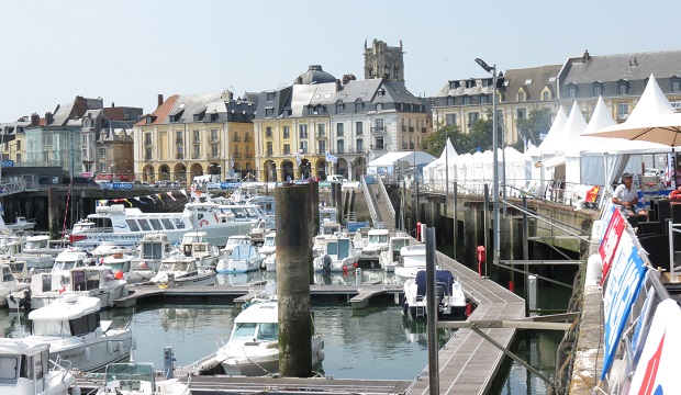 Dieppe accueille la dernière étape de la Solitaire Urgo – Le Figaro