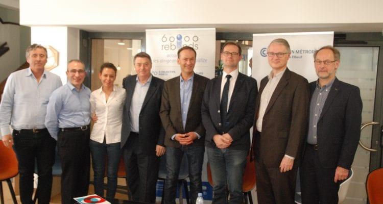 A Rouen, «60 000 rebonds» aide les chefs d'entreprise à surmonter l'échec