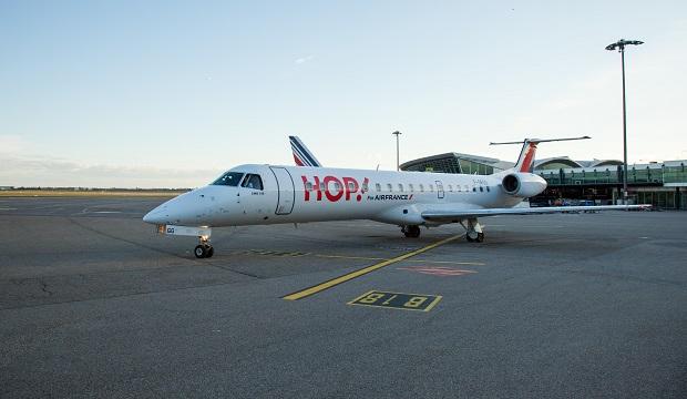 Bonne nouvelle pour l'aéroport Rouen Vallée de Seine : HOP ! Air France arrive dès cet été ! [AUDIO]
