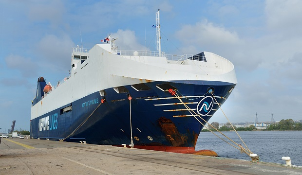 Les trois ports de l'axe Seine en baisse en 2016