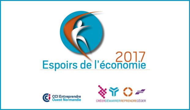 Les Trophée Espoirs de l'Economie 2017