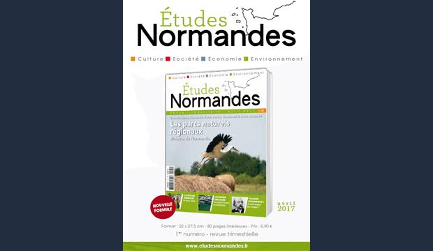 La revue Études Normandes s'offre une nouvelle formule