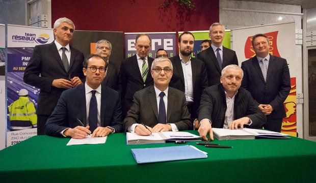 Le département de l'Eure accélère pour assurer la couverture numérique de son territoire