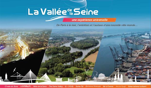 La Vallée de la Seine associée à l'Exposition Universelle 2025
