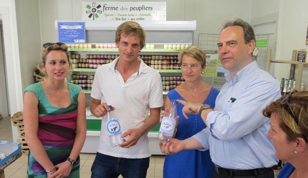 La ferme du Beffroi : le lait, du producteur au consommateur !