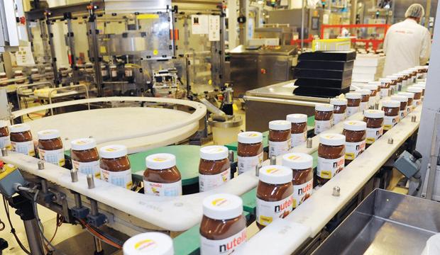 Ferrero investit 38,5 millions sur 4 ans en Normandie [AUDIO]