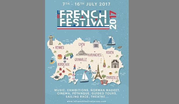 Le French Festival à Jersey du 7 au 16 juillet