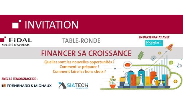 Financer sa croissance : une table ronde à Rouen
