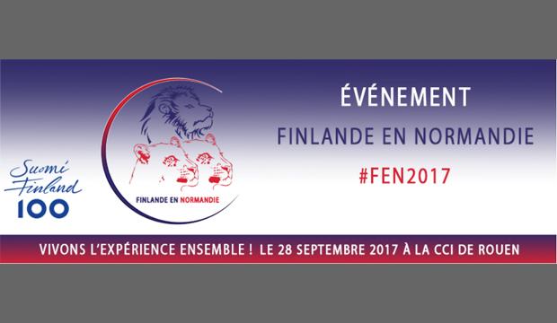 Finlande en Normandie, une journée d'échanges entre acteurs économiques et culturels