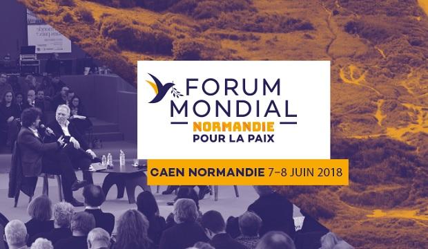 Forum Mondial Normandie pour la Paix