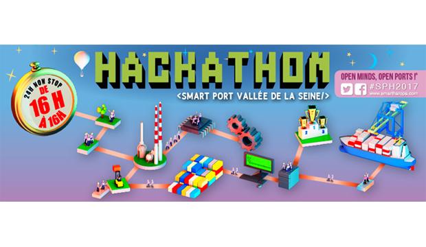 HAROPA organise la 2e édition du Hackathon Smart Port Vallée de la Seine