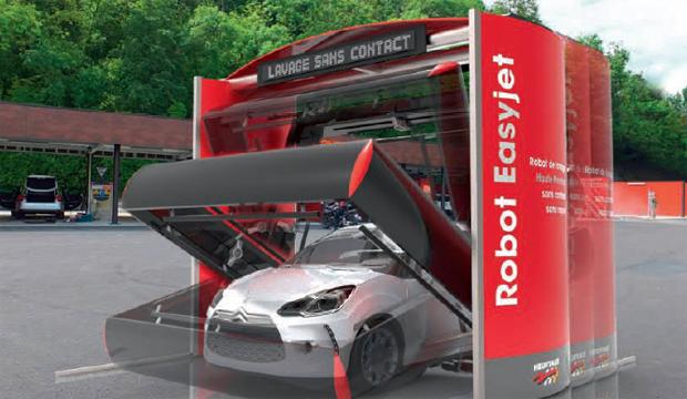 Groupe Heurtaux : un robot pour l'auto