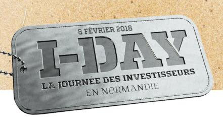 I-DAY : La journée des investisseurs en Normandie