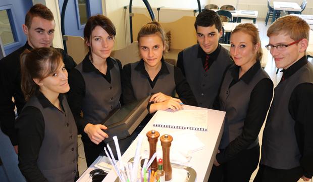 Nouveau : l'ICEP-CFA ouvre un BTS Hôtellerie-Restauration option Mercatique et Gestion hôtelière