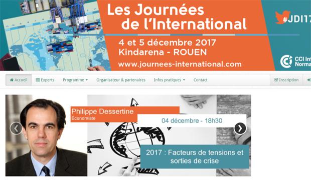 Accompagner les entreprises normandes à l'international : le rôle des CCI !