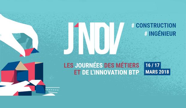 J'NOV : Journées des métiers et de l'innovation BTP