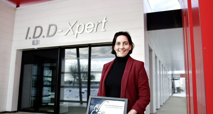 Evreux : Laurence Benissan, lauréate du trophée des femmes de l'économie