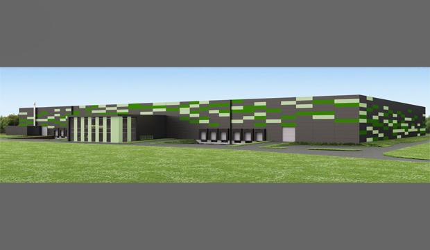 15 000 m² d'entrepôt pour le stockage de matières inflammables à Val-de-Reuil (27)