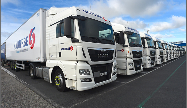 Transports : le normand Malherbe fait l'acquisition du groupe Bernard