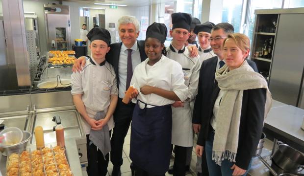 En Normandie, les lycées de la Région bénéficient d'une charte pour manger local !