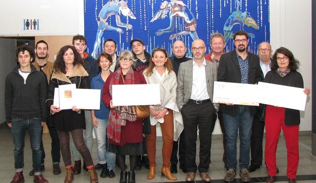 La Fondation Mécènes Caen Normandie soutient les projets culturels du territoire