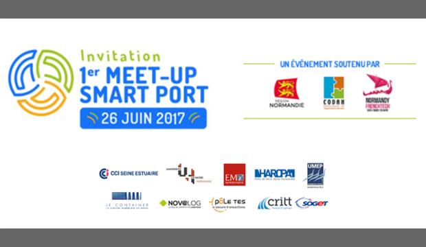 1er Meet-up Smart Port au Havre