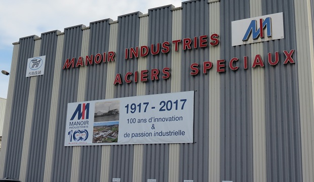 Manoir Industries à Pîtres (27) : 100 ans d'innovation au service de l'industrie !