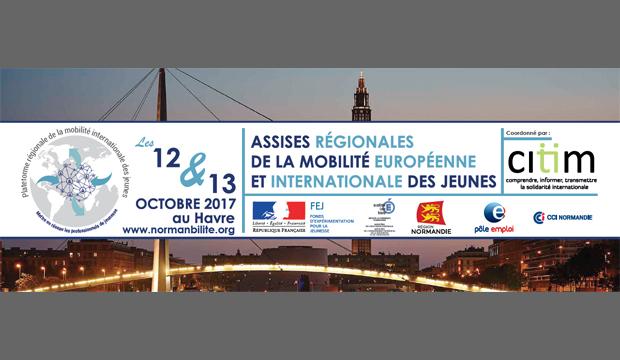 Assises régionales de la mobilité européenne et internationale des jeunes