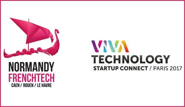 Viva Tech 2017 : plus que quelques jours pour y participer sur le stand Normandy French Tech!