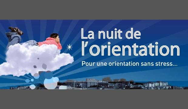 Nuits de l'orientation en Normandie