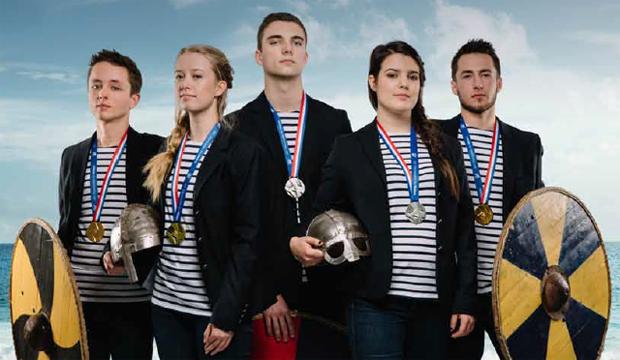 Olympiades des Métiers : rendez-vous à Caen en 2018 !