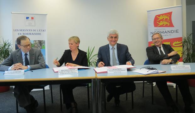 Programme des investissements d'avenir : 25 millions d'euros pour la Normandie… et même plus ! [AUDIO]
