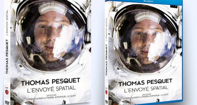 Un documentaire sur Thomas Pesquet