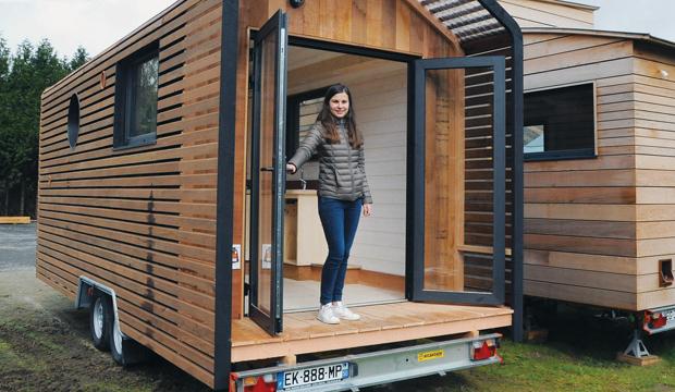 Poilley : des maisons de poche Made in Normandie