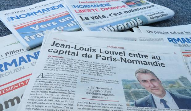 Presse régionale : un nouvel actionnaire pour Paris-Normandie