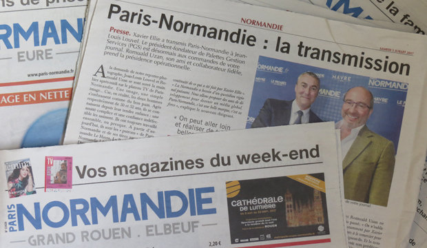 Paris-Normandie change de main !